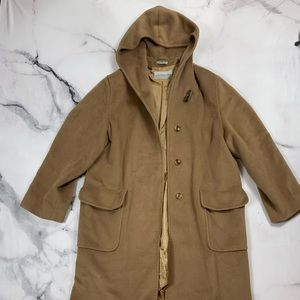Wool TJ collection coat
